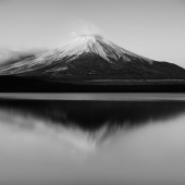 """Morning Crown"", Mt. Fuji, Japan, 2012"